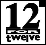12 for `12